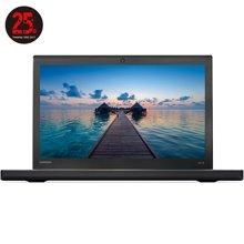 ThinkPad X270(0CCD)12.5英寸轻薄笔记本电脑(i3-6006U 4G 1T Win10 3+3便携双电池)