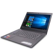 联想 IdeaPad 320 14英寸笔记本电脑 超轻薄独显游戏家用商务办公  i5-7200U 4G 1TB硬盘 2G独显  正版Office  黑色、银色2色可选