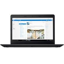 联想(ThinkPad)轻薄系列E470 14英寸笔记本电脑(i5-7200U 8G 256G SSD 2G独显 Win10)黑色