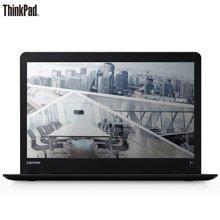 ThinkPad New S2 2017(08CD)13.3英寸轻薄笔记本电脑(i7-7500U 8G 256G SSD 背光键盘 FHD 触控屏 Win10 黑色)