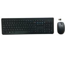 戴尔(DELL) 无线键鼠套装KM117  无线键盘+无线鼠标 台式电脑 笔记本适配
