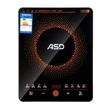 爱仕达(ASD)电磁炉 AI-F2159C 多功能 薄款 智能 触摸 送汤锅炒锅