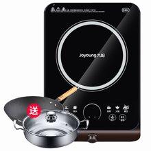 九阳(Joyoung) C22-LX2电磁炉大功率炫酷旋控电磁灶