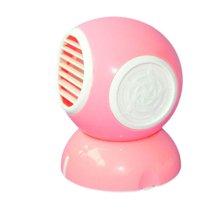 艾可优 FS008粉色  无叶风扇(粉色和黄色两色可选)