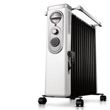 美的(Midea)NY2513-16FW 13片电热油汀取暖器/电暖器/电暖气