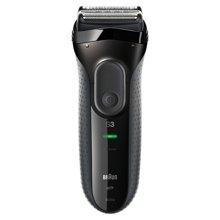 专柜同款 博朗电动剃须刀3系3000全身水洗充电往复式刮胡刀