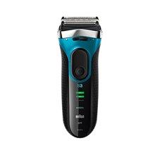 博朗3080S男士剃须刀 电动充电式3头干湿两用胡须刀