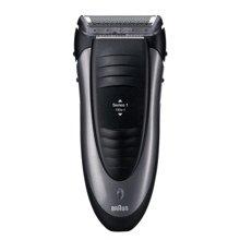 专柜同款 Braun/博朗电动剃须刀 充电式txd剃须刀 可水洗 灰色 190s-1