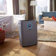 Philips/飞利浦 深灰色家用商住两用除甲醛雾霾细菌病毒异味高效空气净化器 AC6606