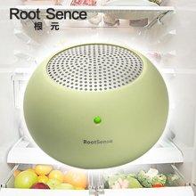 专柜同款 达宝恩 根元舌尖卫士 冰箱除味除臭 杀菌保鲜 新品空气净化器 厨房冰箱除菌 清新绿