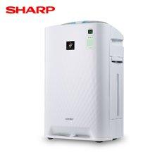 夏普(SHARP) KC-BB30-W1 升级款净化器 除菌除异味除甲醛雾霾 加湿型空气净化器