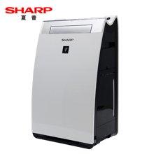 夏普(SHARP) KI-GF60-W 家用办公净离子除菌除甲醛 除菌除异味PM2.5 加湿型空气净化器