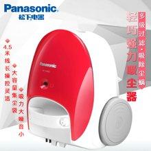 【包邮】松下Panasonic-真空卧式吸尘器G321^SX轻巧大吸力静音除尘机