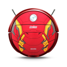 ECOVACS科沃斯 D80I扫地机器人(钢铁侠)漫威复仇者联盟系列 家用智能超级扫地机器人吸尘器