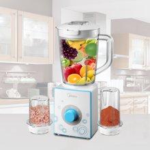 美的(Midea)BL25C36 智能三合一搅拌机料理机果汁机炫彩