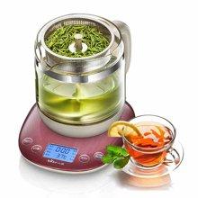小熊  养生壶YSH-A18D1玻璃煎药茶壶 全自动分体中药壶