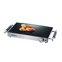 【德国】SEVERIN森威朗家用电烤炉无烟烤肉机烧烤架电烤盘 韩式无烟烤肉