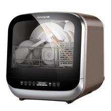【买一赠一】Joyoung/九阳X5洗碗机mini免安装中式洗碗机洗烘存一体 现在购买立即加赠JYL-C16V料理机一台!