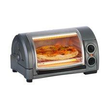 汉美驰 31334-CN 烤箱家用静音迷你小烤箱 多功能烘焙智能电烤箱