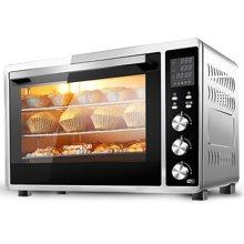 【买一赠一】Joyoung/九阳 KX-35I6电烤箱家用烘焙多功能全自动发酵35升大容量  买就送九阳K12-F23电水壶!