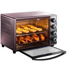 Bear/小熊 DKX-A38A1家用多功能烘焙电烤箱上下独立控温烤炉
