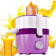 美的(Midea)MJ-JE25G16 专业电动果汁机 大口径榨汁机家用多功能原汁机