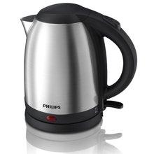 Philips/飞利浦 1800瓦1.5L不锈钢材质电水壶烧水壶 HD9306