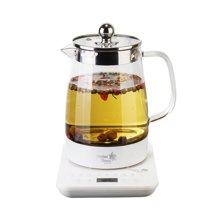 海尔施特劳斯HSW-H8B 多功能养生壶加厚玻璃全自动分体保健煮茶壶