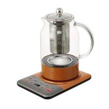海尔HSW-H1养生壶煮茶壶玻璃电煮茶壶办公室小全自动烧水壶个人