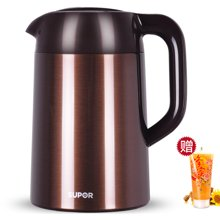 SUPOR/苏泊尔 SWF17S01B大容量304不锈钢保温电热水壶 多段调温
