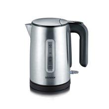 【德国】SEVERIN森威朗电热水壶304不锈钢烧水壶家用自动断电1.5升