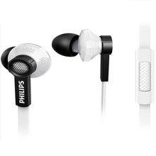 飞利浦(PHILIPS)耳机 耳麦 入耳式 手机通话 音乐 TX1