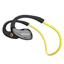 用维 A880BL无线蓝牙耳机挂耳式运动跑步耳麦苹果华为小米手机通用