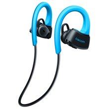 DACOM无线蓝牙耳机 飞鱼P10挂耳式运动跑步耳机 防水通话双耳耳麦苹果华为小米手机通用