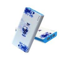 艾可优 G21青花瓷 20000毫安大容量带照明功能移动电源