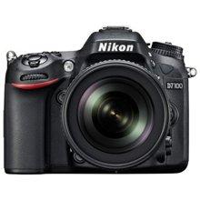 尼康(Nikon)D7100 单反套机(AF-S 18-300mm f/3.5-6.3G镜头)锐利成像,以质取胜!2410万有效像素,51点对焦无低通!