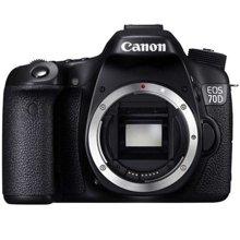佳能(Canon) EOS 70D 单反机身