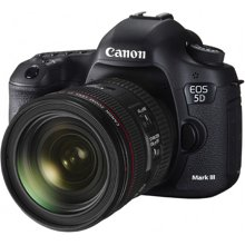 佳能(Canon) EOS 5D Mark III(EF 24-70mm f/4L IS USM)单反套机