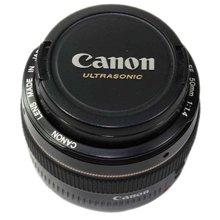 佳能(Canon) EF 50mmf/1.4 USM 标准定焦镜头 套装