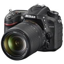 尼康(Nikon)D7200单反套机(AF-S DX 尼克尔 18-140mm f/3.5-5.6G ED VR)
