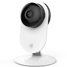 小蚁(YI)智能摄像机夜视版升级1080P wifi网络摄像头 监控摄像头 智能家居 支持小米路由wifi本地存储