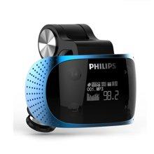 飞利浦(PHILIPS)SA1608 飞声音效8G车载无损MP3播放器 点烟器式 断点记忆