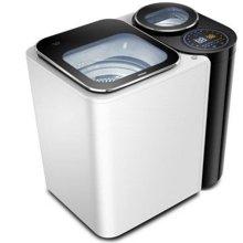 Haier/海尔 FMS100-B261U1变频免清洗分桶式子母洗衣机10公斤静音