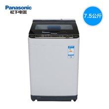 Panasonic/松下 XQB75-H7231 7.5kg大容量波轮洗衣机全自动泡沫净