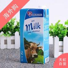 ¥△@纽倍格部分脱脂牛奶HN3NC1NC2(1L)