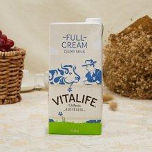 澳洲进口维特莱全脂牛奶(1L)