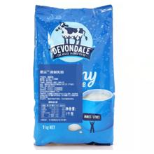 Devondale德运 澳大利亚原装进口调制乳粉 全脂奶粉1kg*1袋