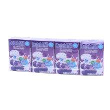 达美蓝莓味酸奶饮品(90ml*4)