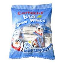 【包邮】菲律宾进口 可尼斯白雪公主棉花糖255g*2袋