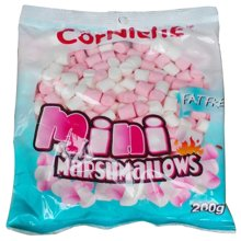 泰国进口 可尼斯牌迷你棉花糖 结婚庆喜糖休闲零食散装儿童儿时